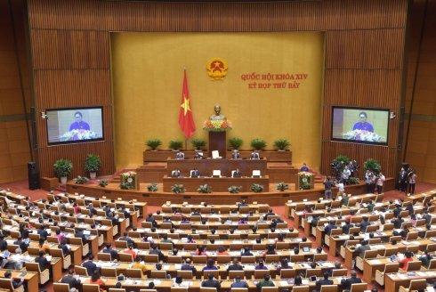 Kỳ họp thứ 7 Quốc hội khóa XIV